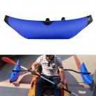 Lixada Kayak PVC Inflable Outrigger Kayak Canoa
