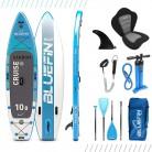 Paquete de Sup Bluefin Cruise | Tabla de Paddle Surf Hinchable carbon