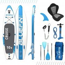 Paquete de Sup Bluefin Cruise | Tabla de Paddle Surf Hinchable