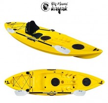 Ainoa Fishing Big Mama Kayak – Canoa de 295 cm