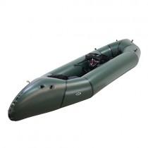 AA-PHUJ Bote Inflable de Kayak para embarcaciones de Pesca con Kayak Doble/Verde