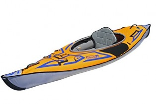Advanced Elements – Kayak hinchable, color amarillo