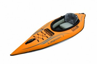 Advanced Elements AE1031-0 – Kayak/Piragua de mar, Color Naranja