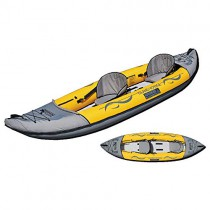 Advanced Elements Island Voyager Kayak gonfiabile per 2 persone, Unisex Adulto