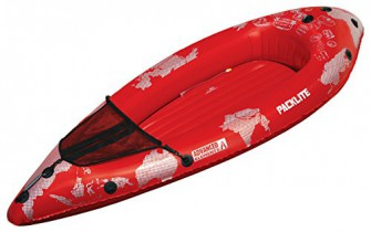 Advanced Elements Unisex Ultra Lite, Kayak, Rojo, 240 x 90 cm