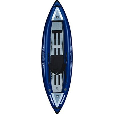 Aquaglide Klickitat One HB Heavy Duty Kayak – 1 Man