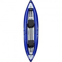 Aquaglide Klickitat Two HB Heavy Duty Kayak – 2 Man