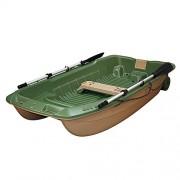 Barca Sportyak 245 de Bic, verde, 2.45m