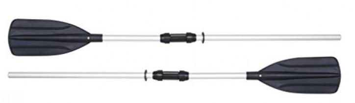 Bestway 62064 – Set de dos remos de aluminio, 145 cm