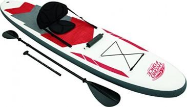 Bestway 8321637 – Tabla Paddle para Surf Profesional con Remo Asiento Desmontable