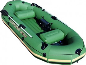 Bestway bootskiste Barco Voyager 1000