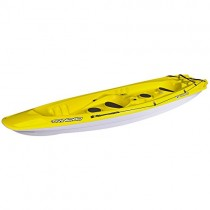 BIC SPORT TRINIDAD Second Choix Kayak, color amarillo