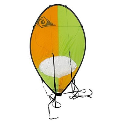 BIC Sport velo Pro para kayak – naranja y verde neón