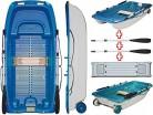 Barca Sportyak 245 de Bic azul
