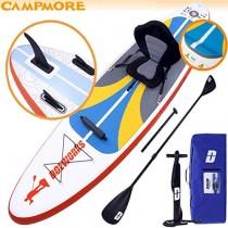 Campmore Stand up Paddle Board Sup Paleta de Kayak Ajustable inclusiva