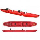 Falcon Tandem, Kayak Modular de 2 plazas
