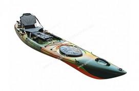 Galaxy Kayak de Pesca Marlin 438 (Jungla)