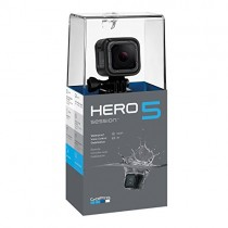 GoPro Hero5 Session – Videocámara DE 10 MP (4K, 1080p, WiFi, CMOS)