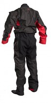 Gul 2018 Dartmouth Eclip Zip Drysuit Black/Red GM0378-B3