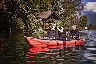 Manguera Barcos – Stabielo Gumotex – wildwasser – Kayak rojo