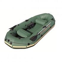 HT BEI 3 Personas del ejército Verde Engrosado Barco de Pesca