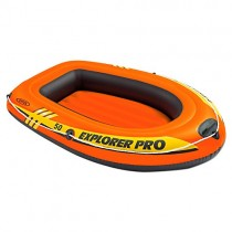 Intex – Barca Hinchable Explorer para niños – 137x85x23 cm – 58354NP