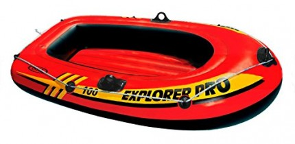 Intex – Barca hinchable explorer pro 100-160x94x29 cm – 58355NP