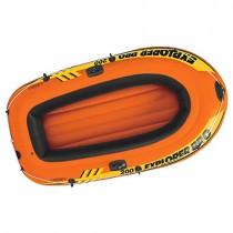 Intex – Barca hinchable explorer pro 200, tamaño 196x102x33 cm (58356)