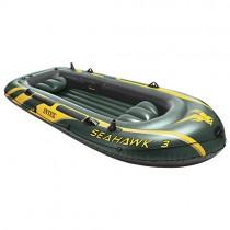 Intex Seahawk 3 – Barco hinchable, 295 x 137 x 43 cm