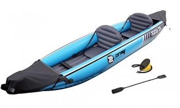 Jilong – Zray Roatan 376-kayak 2 personas – Turquesa
