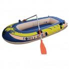 Kayak barco inflable grueso resistente al desgaste del barco de pesca