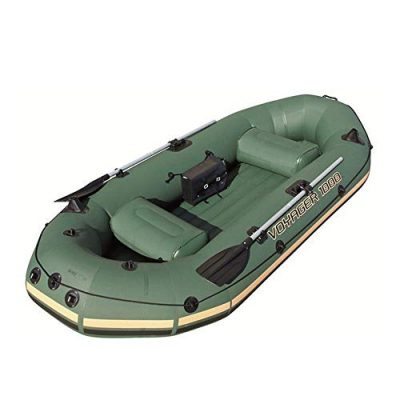 Kayak Bote Inflable De Kayak, Adecuado Para La Aventura