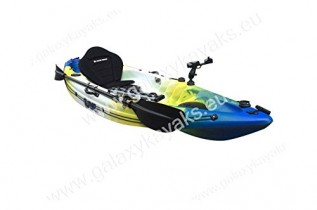 Kayak de Pesca Cruz Galaxy (Tropical)
