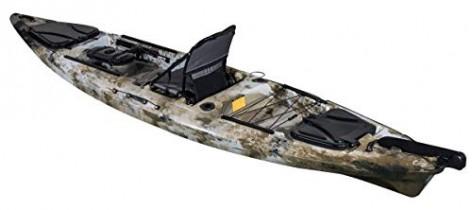 Kayak de Pesca, Desert Camo, 13ft