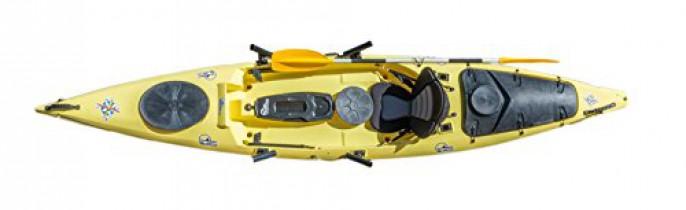 Asturkayak Kayak Ikaipa Angler Team amarillo