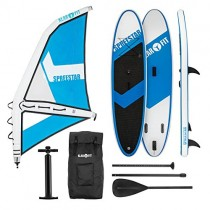 Klarfit Spreestar WM • Paddle Surf con o sin Vela