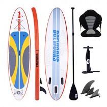 Loyal FUN Sup hinchable Stand Up Paddle Board Set con bomba de alta presión