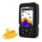 LUCKY FF718LiC-W detector de peces portátil inalámbrico impermeable hasta 45 m
