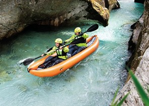 Manguera Barcos – Stabielo Gumotex – wildwasser – Kayak