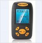 nuzamas portátil rastreador de peces, Fishfinder Sonar Con Cable Sensor transductor