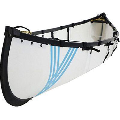 Plegable canoa 2,5 casco