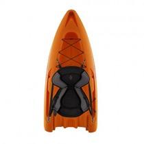 Point 65 Tequila. Modular Kayak, Back Section – Orange, talla única