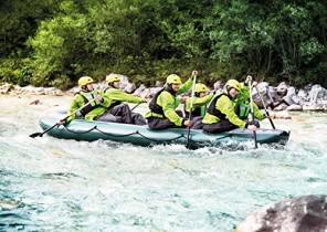 Rafting Manguera Barcos – Gumotex – Colorado 450 – para 6 personas
