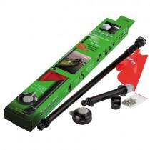 Railblaza Visibility – Pieza para kayaks y piraguas, color negro/negro
