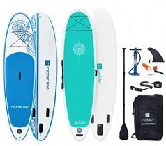 REDDER Pack De 2 Tablas Paddle Surf Hinchables 10′ & 10'8″ VORTEX Pro