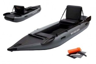 Savage Gear Highrider Kayak 330 – Barco de Pesca
