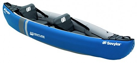Sevylor Adventure Kayak hinchable, kayak de mar 2 personas