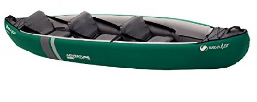 Sevylor Canoa Adventure Plus (2 + 1 P)