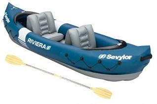 Sevylor Riviera Kayak hinchable, kayak de mar 2 personas
