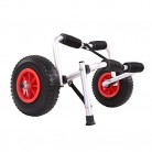 Wgwioo Kayak Trolley Canoe Boat Carrier Plegable Dolly Tote Transporte Remolque Carrito Ruedas